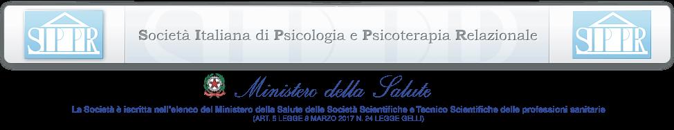 SIPPR – Società Italiana di Psicologia e Psicoterapia Relazionale